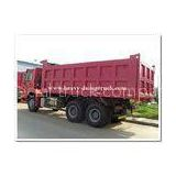 CNTCN HOWO 6x4 tri axle dump trucks with 30 tons Capacity 371 HP engine