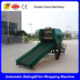Latest Full Automatic Silage Baler And Wrapper Machine