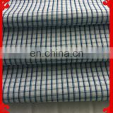 2014 fashion latest new Italy design pattern BAMBOO 100 cotton yarn dyed woven fabric