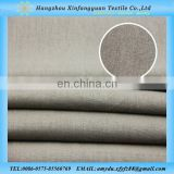 made in china dyed rayon viscose linen fabric for suit