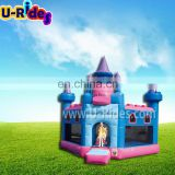 PVC tarpaulin inflatable bounce play house bouncing castles toys air bounce house for kids