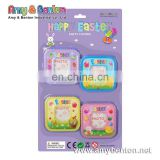 plastic Mini Easter Photo Frame toys for promotional