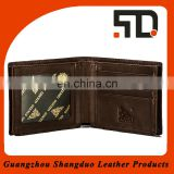 Alibaba Express Realiable Quality Top Leather Custom Wallet Maker