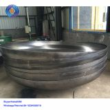Steel Heavy Hemispherical Dished End elliptical Head for Pressure Vessel