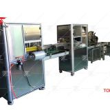 High Productivity Soap Wrapping Machine, Soap Wrapping Machine For Various Shape