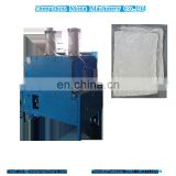 Horizontal plastic pillow bags quilt mattress compress packaging and sealing machine with lowest price