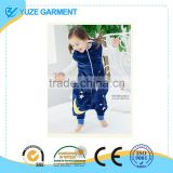 Sleeping bag blanket knitted baby sleeping sack cotton kids sleeping bags