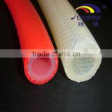 Transparent and White Standard Color Silicone Rubber Intensive Net Sleevings