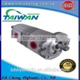 alibaba china supplier hydraulic triple gear pump for dump truck