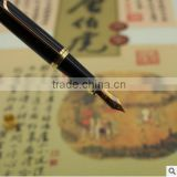 Wholesale immortalized lettering metal iridium pen office gift pens ink pen business pen student Specials