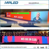 Cheap price and good quality indoor fixed video wall P6 for Belgium market                                                                         Quality Choice