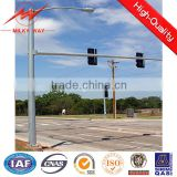 Road safety arrow traffic light poles for sale