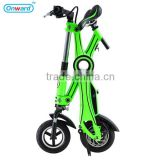Onward adult Electric scooter fold portable quality / foldable / folding electric scooter for sale