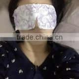 Disposable Heating Warm SPA Visual Fatigue Relief Steam Eye Mask Pads