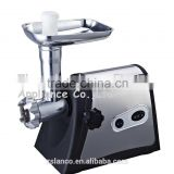 NK-G703 Meat grinder Meat grinder stainless steel body,food processer,good quality.Black.