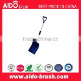 AD-0710 Plastic Snow Shovel With Aluminum Tube/Steel Tube / Cheap Multi-function Telescopic Aluminum Snow
