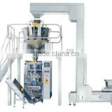 Automatic high capacity small potato chips snack packing machine