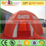 PVC tarpaulin inflatable balloon camping tent                                                                                                         Supplier's Choice