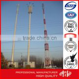 30m Hot dip galvanized steel tower pole , telecom pole for radio signal tv antenna                                                                         Quality Choice                                                     Most Popular