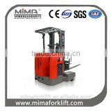 48V battery operated reach truck hot sale