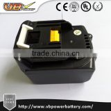 Cordless Drill Battery Power tool battery for Makita 14.4V 3Ah Lithium battery Li-ion replacement battery pack.