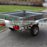 SNOWAVES 4x4 off road small camping trailer
