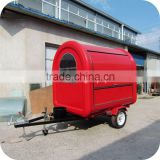 2014 Popular Using Outdoor CE Approved Mobile Gas Chicken Charcoal Rotisserie with Wheels XR-FC220 B