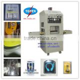 plastic blister welding and cutting machinery