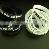 Hottest sell SAVE GAZA FREE PALESTINE Wristband ----- DH 17003