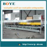 long wooden pallet board cutting short machine----BOYE Factory direct sale WhatsApp:+8615052981208