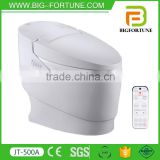 High quality smart design auto deodorizer self cleaning japanese toilet