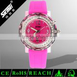 Colorful Silicone Watches With Blink Blink Light For Children SKMEI 0995