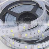 pcb board 150led led smd5050 Silicone glue waterproof IP67 LED Strips lighting warm white