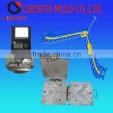 pvc strap plastic used mould