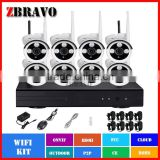 Home Security H 264 CMOS Kit metal housing Vandal proof Out-door Video Security Network Camera