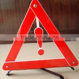 Safety Reflector Warning Triangle for car emergency