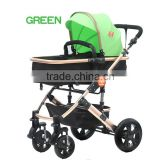 2016 Luxury Mother Baby Stroller Mother Baby Trolley                                                                         Quality Choice