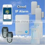 Home product DIY Smart wireless IP Alarm security systems