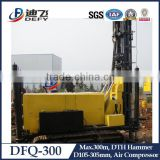 Hydraulic crawler drills equipment well used for water wells drilling                                                                         Quality Choice