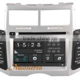 Car 2 DIN DVD Player for Toyota YARIS Car Autoradio player video for Toyota Yaris (2005-2011)