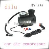 hot selling mini dc 12v air compressor car tyre inflator,factory supply 250/300 PSI car air compressor                                                                         Quality Choice