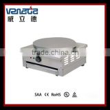 Crepe Pancake Maker Machine with CE certification