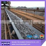 Building material crushing and screening plants rubber conveyor belt price belt conveyor
