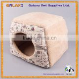 Supply Quality Wholesale Lovely New Design Cute Dog Bed With Cover Heated Pet Bed Warmer