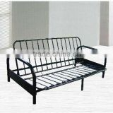 American fond folding bed with metal slats