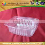 Promotional custom party tray food container disposable