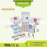 CE Factory Comfortable Empty Red First Aid Bag