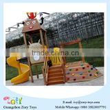Unique products to buy kid wooden outdoor playground hot selling products in china