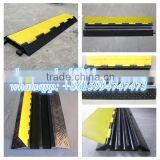 rubber road speed hump/rubber kerb ramp