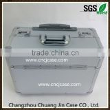Aluminum document trolley case Aluminum trolley briefcases